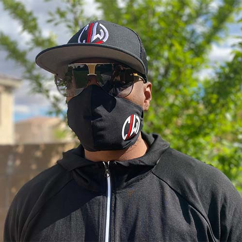 Coach Larry Wade Sweater: Official CLW Masks